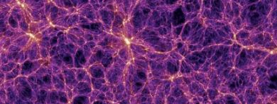 cosmic web center