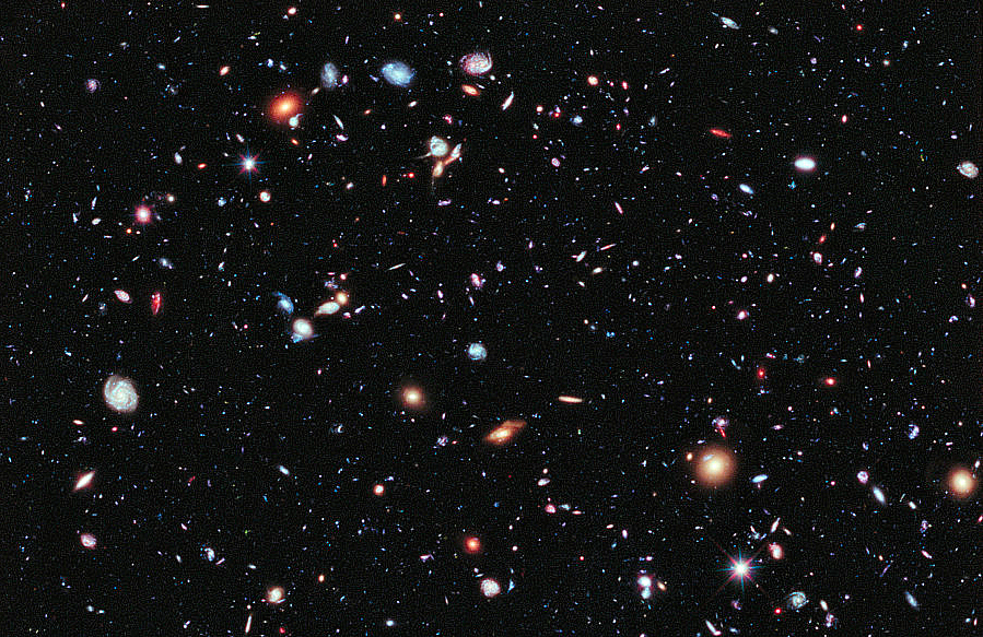 Hubble far view