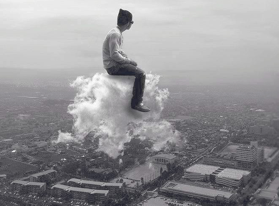 Cloud ride